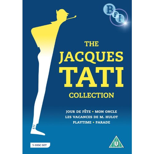 The Jacques Tati Collection: Parade, Playtime, Jour De Fete, Mr. Hulot's Holiday, Mon Oncle [Uk Import, Region 2 Pal]