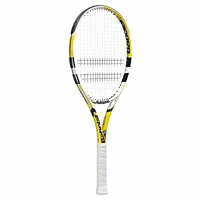 Babolat 101156-113 C Drive 102 Unstrung Tennis Racquet, 4 3/8 (Yellow)