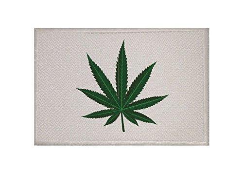 U24toppa bandiera canapa Cannabis, da 9x 6cm