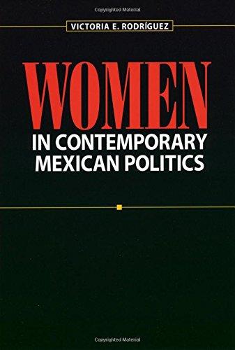 Women in Contemporary Mexican Politics