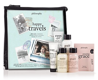 Philosophy Happy Travels Set