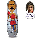 Big Mouth Toys Obama Punching Bag