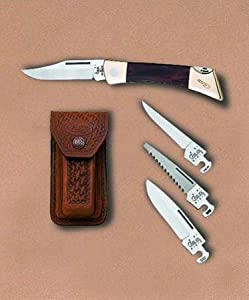 Case Knives 2031 Blade Exchanger Lockback Knife in Gift Tin by W.R. Case & Sons Cutlery