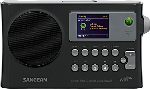 Cheapest Prices! Sangean WFR-28 Internet Radio