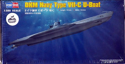 1/350 Type VII-C German U-Boat