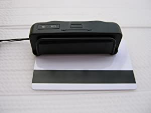 MINIDX4 USB Portable Magnetic Stripe Card Reader Data Collector