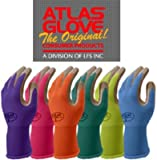 Atlas Glove NT370A6M Medium Atlas Nitrile Touch Gloves, Assorted (Discontinued by Manufacturer)
