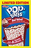 Kellogg's Red Velvet Limited Edition Pop Tarts