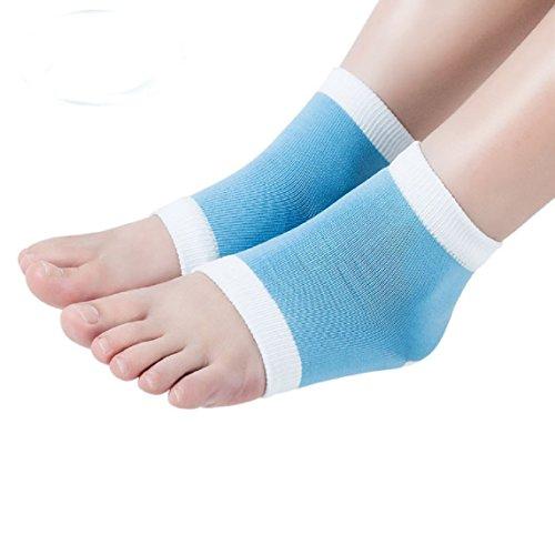 gel-heel-socks-for-dry-hard-cracked-skin-moisturising-open-toe-comfy-recovery-socks-white-blue