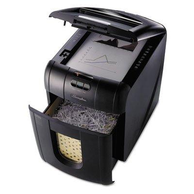 staples 100 sheet auto feed micro cut shredder manual