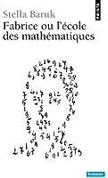 Fabrice ou l'école des mathématiques