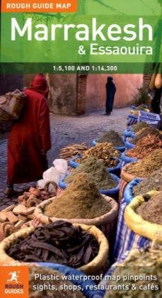The Rough Guide to Marrakesh Map 2 (Rough Guide Map: Marrakesh)