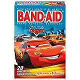 Band-Aid Bandages - Cars - 20 ct