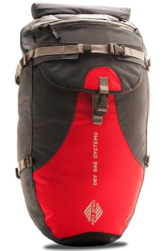 Aqua-Quest 'The Stylin' Waterproof Backpack Dry Bag – 30 L / 1800 cu. in. Charcoal Model