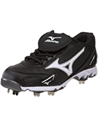 Mizuno Men's 9-Spike Vintage G6 Low Baseball Cleat
