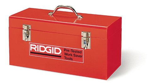 Ridgid 33085 Standard Shaped Tool Box with Tray
