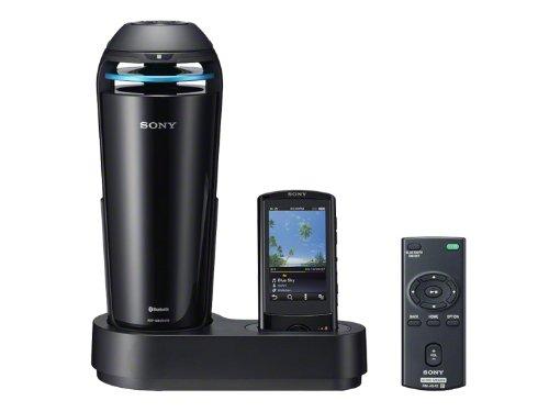 Sony Wireless Dock Speaker For Walkman | Ac100-240V 50/60Hz , Cigar Socket 12Dc | Rdp-Nwv600B B Black