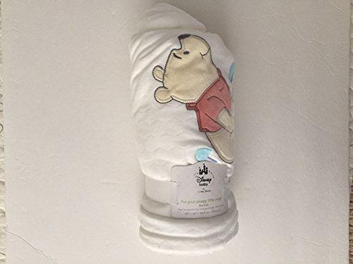 Disney Winnie The Pooh Baby Blanket - 1