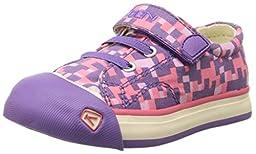KEEN Coronado Print Shoe (Toddler/Little Kid), Purple Heart Digital Camo, 8 M US Toddler