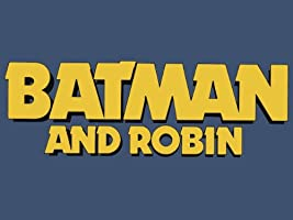 Batman & Robin - The Complete 1949 Movie Serial Collection