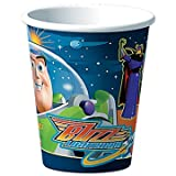 Buzz Lightyear Party Cups 8 pack
