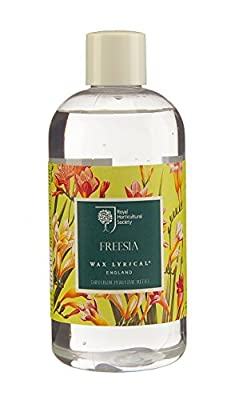 RHS 250 ml Freesia Reed Diffuser Refill from Wax Lyrical