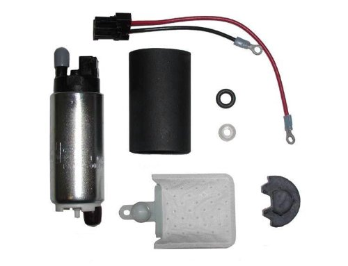 WALBRO 255LPH HIGH PRESSURE IN TANK FUEL PUMP GSS342 100% Authentic MADE IN USA (Walbro Gss342 Fuel Pump compare prices)
