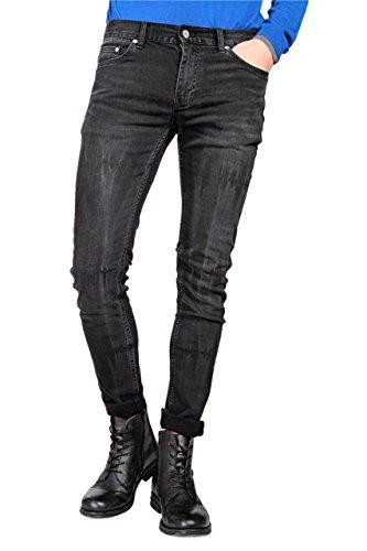 BLK DNM スリムレッグジーンズ カラー ブラック サイズ 32 【並行輸入品】