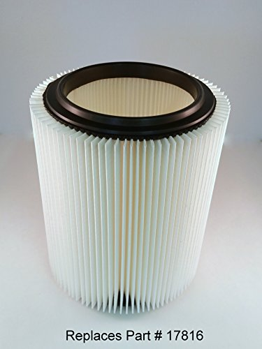 Craftsman & Ridgid Replacement Filter by Kopach (Shop Vac Filter Craftsman compare prices)