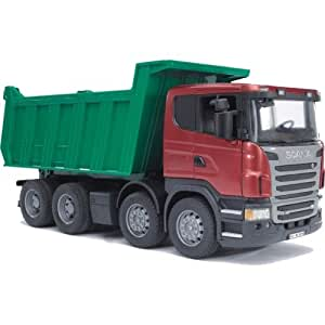 Bruder 3550 Scania R-Series Tipper Truck