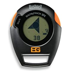 Buy Bushnell Bear Grylls Edition Back Track Original G2 GPS Personal Locator and Digital... by Bushnell