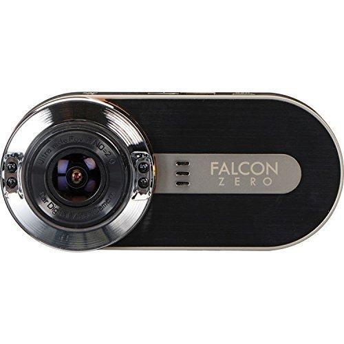 FalconZero F170HD+ GPS DashCam 1080P 170° Viewing Angle32GB microSD Card IncludedFULL HD