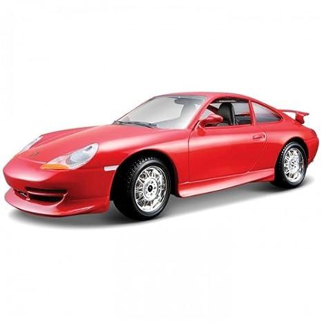 Porsche GT3 rouge bburago Metall 1:24