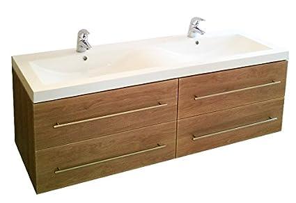 Persepolis XL Bathroom Furniture light oak