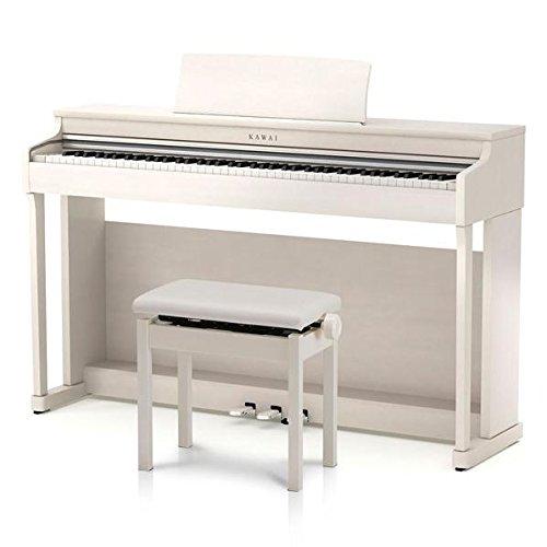 カワイ 電子ピアノ (プレミアムホワイトメープル調)KAWAI CN25-A