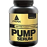 Peak Pump Serum - Pre-Workout 1er Pack - (600g) (Orange)