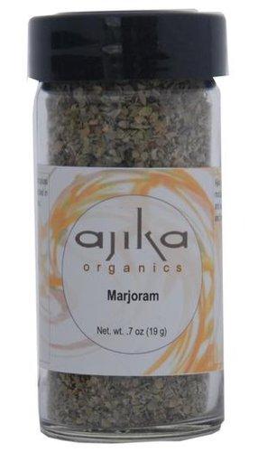 Ajika Organic Marjoram, 0.7-Ounce