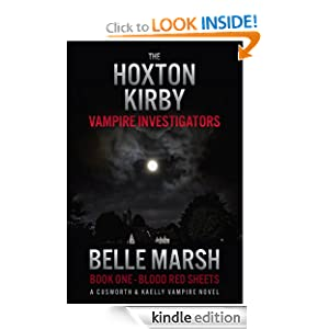 Hoxton Kirby - Vampire Investigators (Book 1)