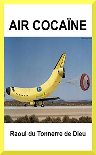 Couverture du livre AIR COCAÏNE