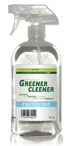 Great As A Natural Yoga Mat Cleaner Spray Wash & Deodorizer 16Oz. Restore Your Yoga Mats Grip With A Greener Cleaner. Great For Cleaning Yoga Mat Brands - Manduka - Gaiam - Lululemon - And Many More. Rainforest Scented.