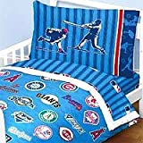MLB Playoff Teams - BED IN A BAG - Toddler/Crib Baseball Bedding Set