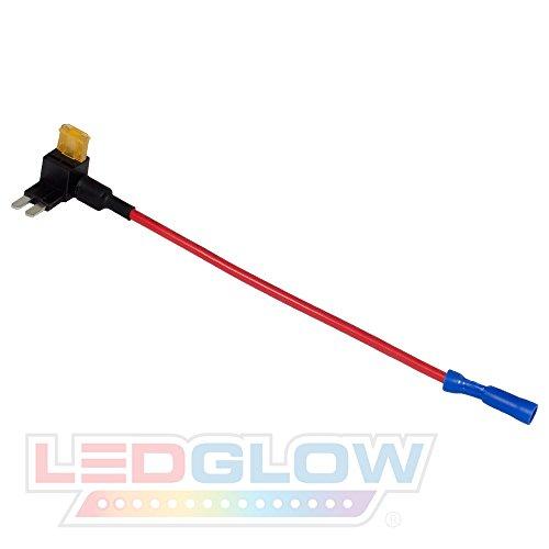 Ledglow Micro2 Expandable Circuit & 5 Amp Fuse