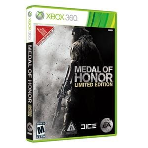 NEW Medal of Honor X360 (Videogame Software)