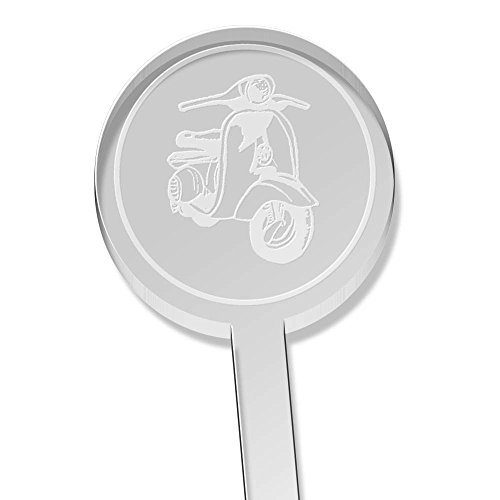 10-x-moped-scooter-short-drink-stirrers-swizzle-sticks-ds00019878