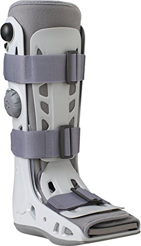 Aircast AirSelect Standard Walker Brace / Walking Boot, Large (Walking Cast Boot Large compare prices)