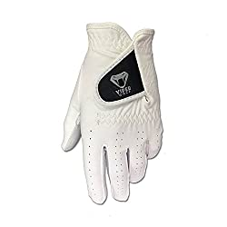Viper Golf All Weather Golf Glove WHITE - Left Hand