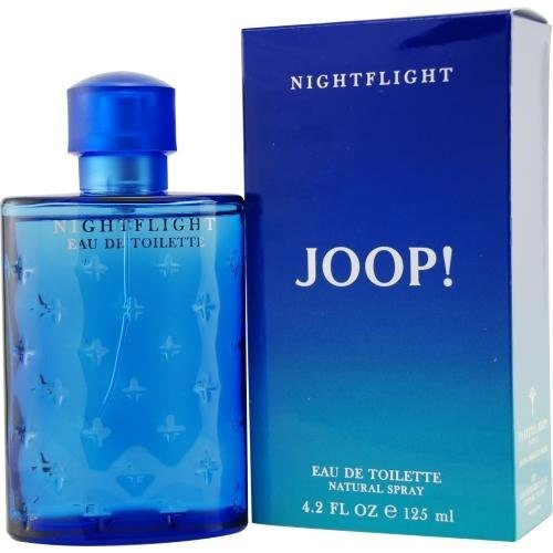 Joop! JOOP! Nightflight Eau de Toilette, Uomo, 125 ml