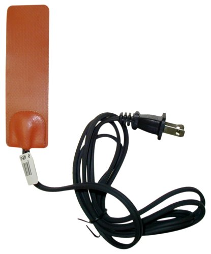 Kat's 24025 25 Watt 1x 5 Universal Hot Pad Heater