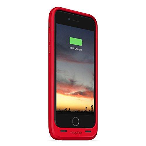 日本正規代理店品・保証付mophie juice pack air for iPhone 6 (PRODUCT) RED プロダクトレッド MOP-PH-000092