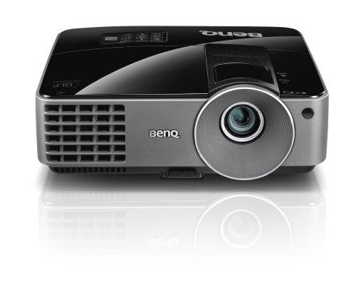 BenQ MS500+ DLP SVGA Projector (2700ANSI, 4000:1 Contrast)